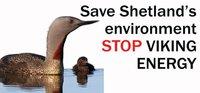 sustainable shetland logo