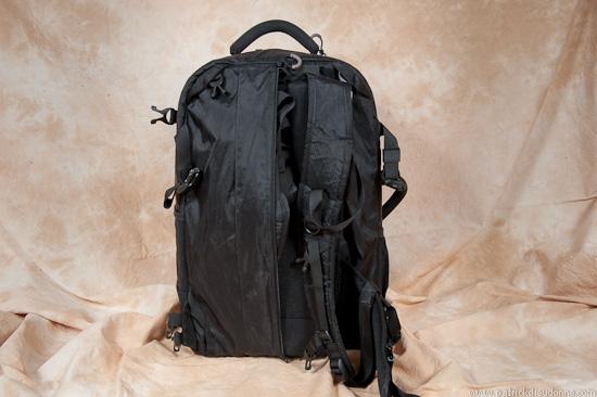 Kiboko, systeme portage, rangement
