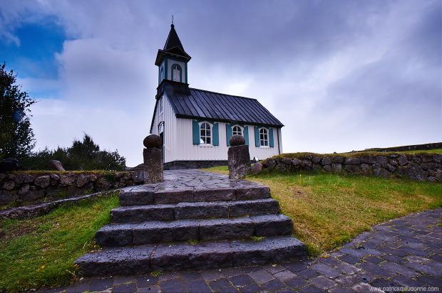 Eglise, Islande, 17-35 AFS