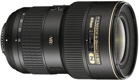 Nikon 16-35mm f4 AFS vr