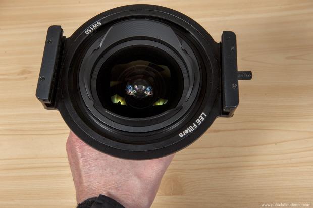 14-24 mm AFS nikon avec monture dédiée Lee Filters