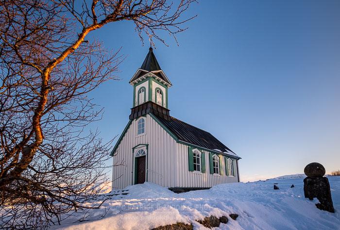 Eglise nationale de Thingvellir