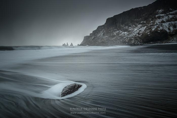 Plage de Vik, Islande
