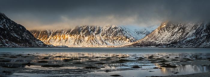 Montagnes et fjords, Lofoten