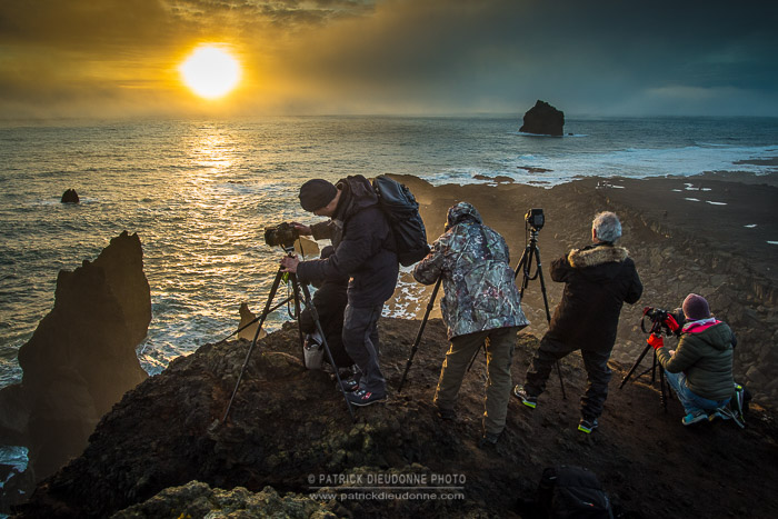 Photographes à l'oeuvre, Reykjanesviti