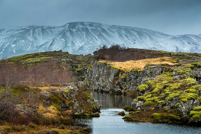 Parc national de Thingvellir, Islande