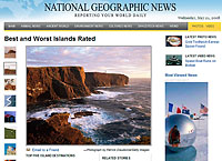 National Geographic, Shetland
