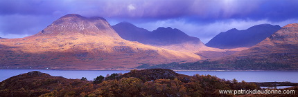 Beinn Alligin, Torridon, Ecosse