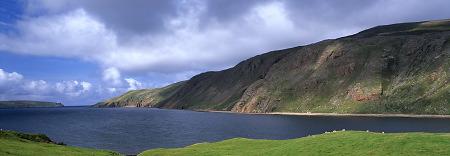 Le fjord de Ronas Voe, Northmavine, Shetland