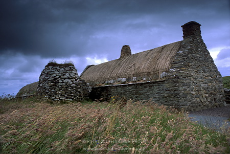 Crofthouse Museum, Dunrossness