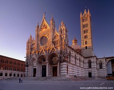 Sienne, le Duomo