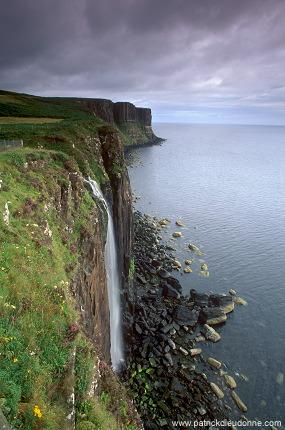 Kilt Rock, Skye, Scotland