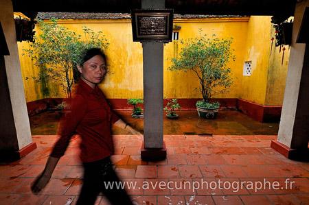 Scenes de vie - nord Vietnam