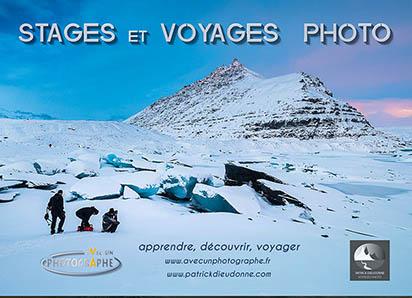 Catalogue voyages photo 2019