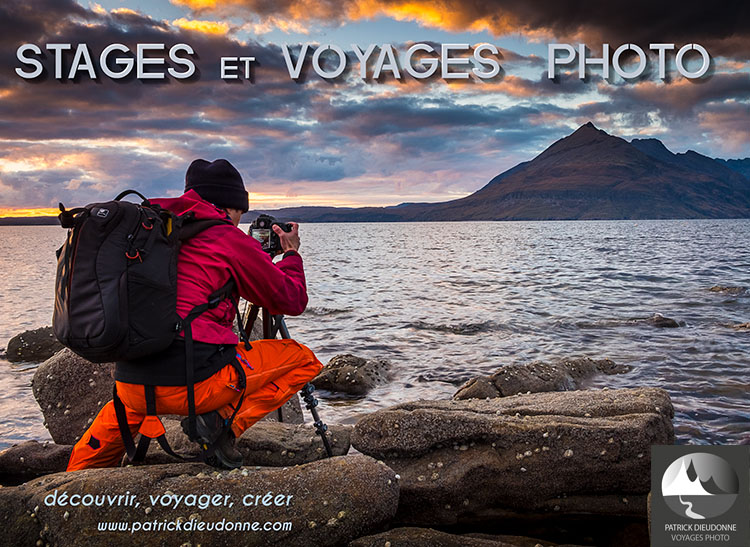 Voyages photo 2020 avec Patrick Dieudonne