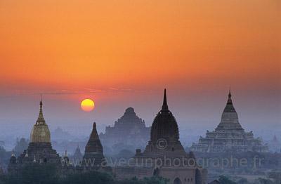 Bagan, Birmanie, patrimoine mondial