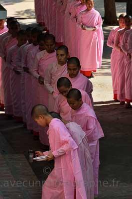 monastère de nonnes bouddhistes