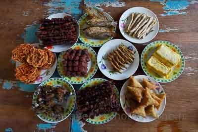 Monywa, restaurant