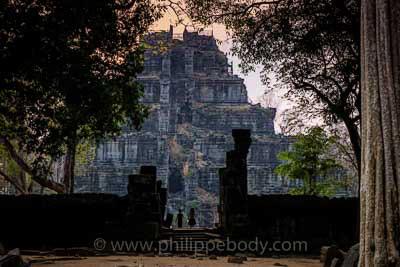 Koh ker Cambodge