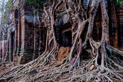 Temple de Koh Ker