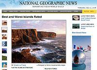 National Geographic, Shetland