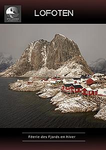 Lofoten in winter, photo tour brochure